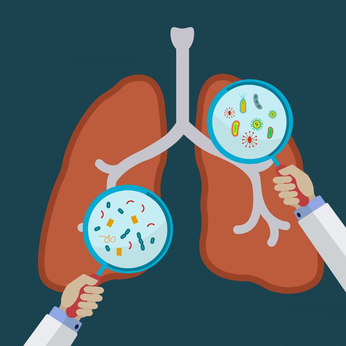 bacteria and bird-related lung disease