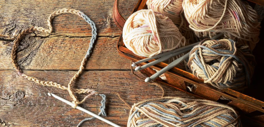The Simple Joy of Knitting Helps Create Calm During Recovery