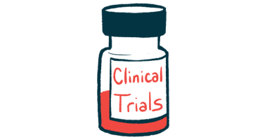 aviptadil cleared for clinical trial in Germany/Sarcoidosis News/clinical meds label on bottle illustration